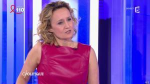 Caroline Roux dans C Politique - 03/04/16 - 55
