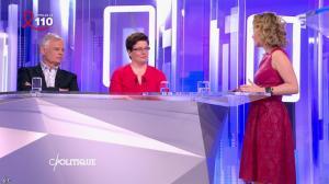Caroline Roux dans C Politique - 03/04/16 - 57