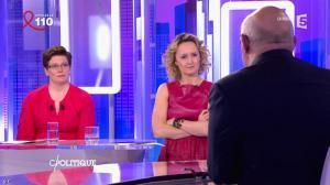 Caroline Roux dans C Politique - 03/04/16 - 58