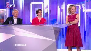 Caroline Roux dans C Politique - 03/04/16 - 59