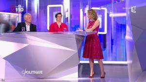 Caroline Roux dans C Politique - 03/04/16 - 61