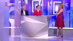 Caroline Roux dans C Politique - 03/04/16 - 63