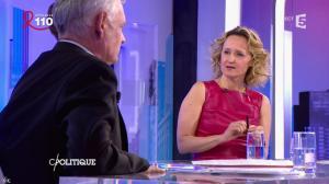 Caroline Roux dans C Politique - 03/04/16 - 65