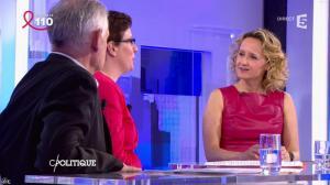Caroline Roux dans C Politique - 03/04/16 - 66