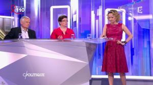 Caroline Roux dans C Politique - 03/04/16 - 67