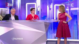 Caroline Roux dans C Politique - 03/04/16 - 68