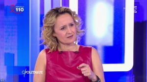 Caroline Roux dans C Politique - 03/04/16 - 70