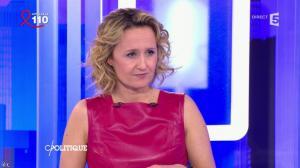 Caroline Roux dans C Politique - 03/04/16 - 71