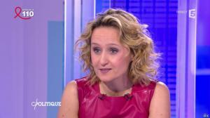 Caroline Roux dans C Politique - 03/04/16 - 76
