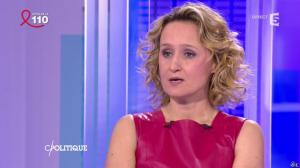 Caroline Roux dans C Politique - 03/04/16 - 77