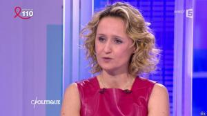 Caroline Roux dans C Politique - 03/04/16 - 78