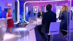 Caroline Roux dans C Politique - 03/04/16 - 84