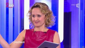 Caroline Roux dans C Politique - 03/04/16 - 85