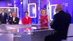 Caroline Roux dans C Politique - 03/04/16 - 88