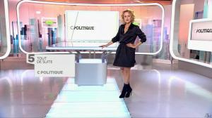 Caroline Roux dans C Politique - 04/10/15 - 01