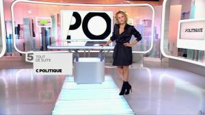 Caroline Roux dans C Politique - 04/10/15 - 02