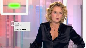 Caroline Roux dans C Politique - 04/10/15 - 04