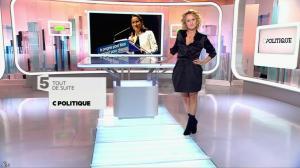 Caroline Roux dans C Politique - 04/10/15 - 05