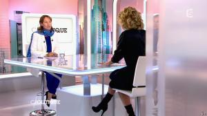 Caroline Roux dans C Politique - 04/10/15 - 07