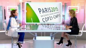 Caroline Roux dans C Politique - 04/10/15 - 08