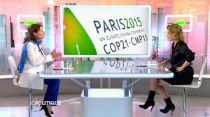 Caroline Roux dans C Politique - 04/10/15 - 11