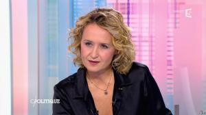 Caroline Roux dans C Politique - 04/10/15 - 12