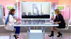 Caroline Roux dans C Politique - 04/10/15 - 16
