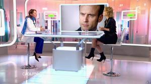Caroline Roux dans C Politique - 04/10/15 - 17