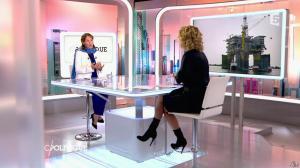 Caroline Roux dans C Politique - 04/10/15 - 18