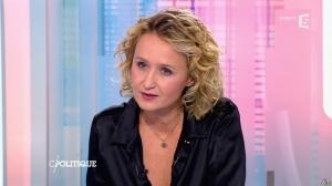Caroline Roux dans C Politique - 04/10/15 - 20