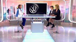 Caroline Roux dans C Politique - 04/10/15 - 23
