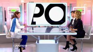 Caroline Roux dans C Politique - 04/10/15 - 24