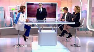 Caroline Roux dans C Politique - 04/10/15 - 25