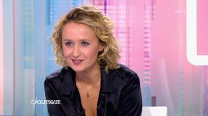 Caroline Roux dans C Politique - 04/10/15 - 28