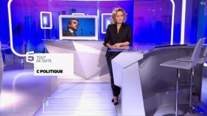 Caroline Roux dans C Politique - 07/02/16 - 04