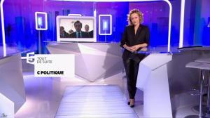 Caroline Roux dans C Politique - 07/02/16 - 05