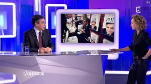 Caroline Roux dans C Politique - 07/02/16 - 06