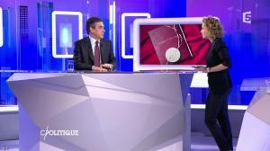 Caroline Roux dans C Politique - 07/02/16 - 08