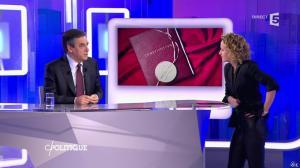 Caroline Roux dans C Politique - 07/02/16 - 09