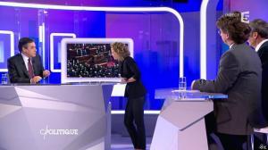 Caroline Roux dans C Politique - 07/02/16 - 10