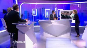 Caroline Roux dans C Politique - 07/02/16 - 11