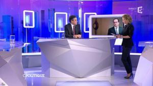 Caroline Roux dans C Politique - 07/02/16 - 13