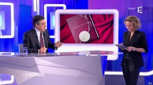 Caroline Roux dans C Politique - 07/02/16 - 14