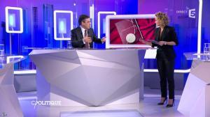 Caroline Roux dans C Politique - 07/02/16 - 15