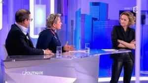 Caroline Roux dans C Politique - 07/02/16 - 18