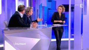 Caroline Roux dans C Politique - 07/02/16 - 20