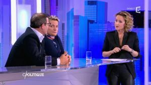 Caroline Roux dans C Politique - 07/02/16 - 22