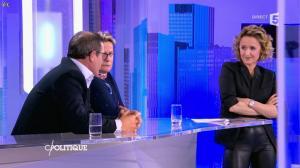 Caroline Roux dans C Politique - 07/02/16 - 24