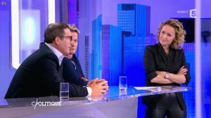 Caroline Roux dans C Politique - 07/02/16 - 25