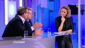 Caroline Roux dans C Politique - 07/02/16 - 26